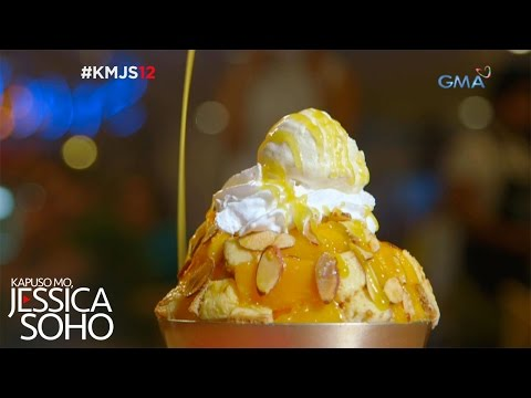 Kapuso Mo, Jessica Soho: Summer coolers