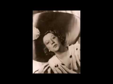 "Elsie Carlisle - ""My Man o' War"" (1930 - Dominion C 307)"