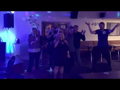 BnM Pudsey staff - Bahamian rhapsody (karaoke)