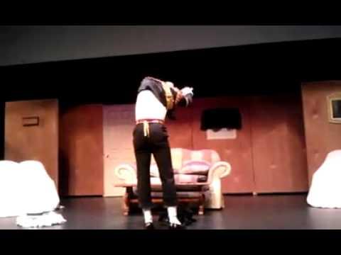Kedrick Brown Performs Michael Jackson