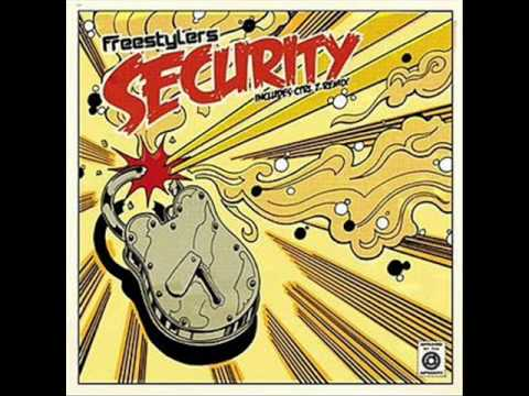 Freestylers - Security (ctrl Z Remix)