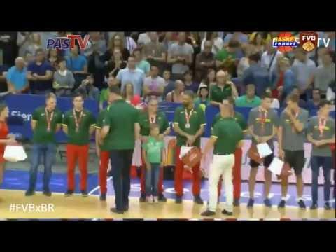 Venezuela vs Lituania  10-07-2016