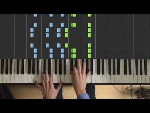 The Chainsmokers & Coldplay  Something Just Like This  Piano Tutorial + SHEETS