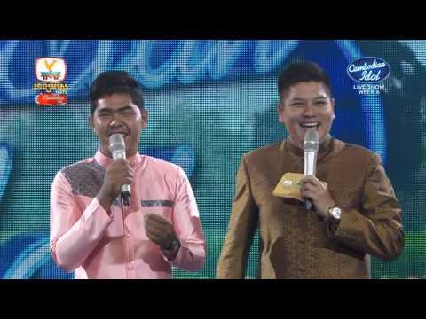Cambodian Idol | Live show | Week 06 | មាស មុន្នីរាជ | កុំភ្លេចព្រះរស់
