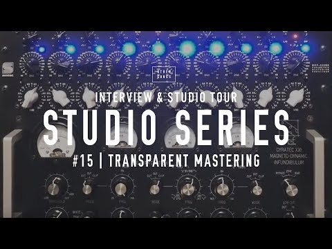 Studio Tour: Transparent Mastering - OtherSongsMusic.com