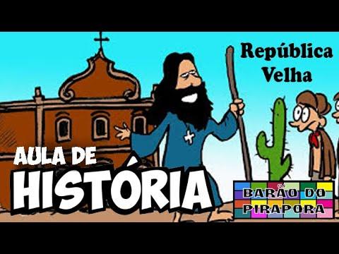 Aprendendo com Videoaulas: História: República Velha