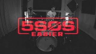 Ricardo Viana - 5 Seconds Of Summer - Easier (Drum Cover)