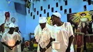 SOCIETE LE YO WE YO SEZI!!!kanzo 3/2011 kay etwal bwiye et apres dieu bon hougan. pt2