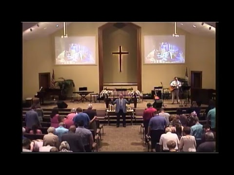 AM Service 8 6 17 Coal Run Church of Christ - Pikeville, KY Live Stream