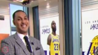 First Take | Leader of the Lakers now? | Stephen A Smith