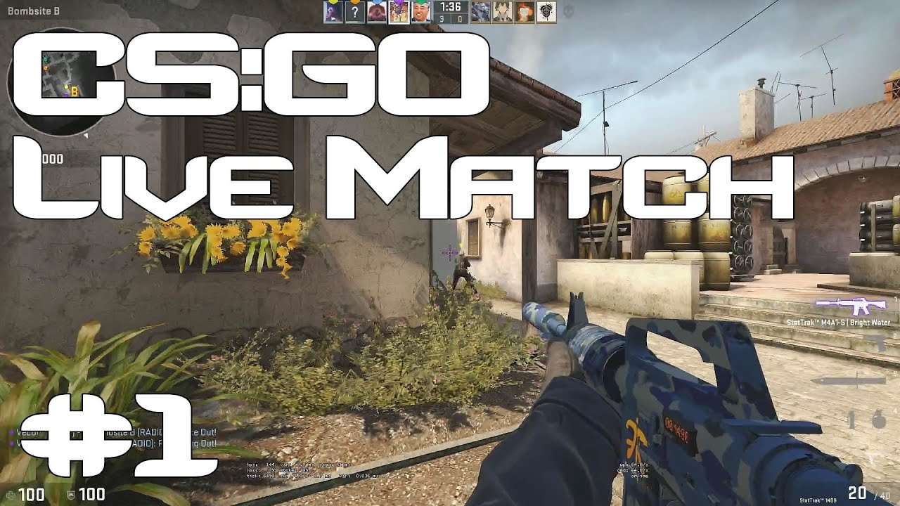 Live Cs Go Matches