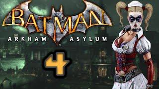 Batman Arkham Asylum (ft. WTF) #4 -
