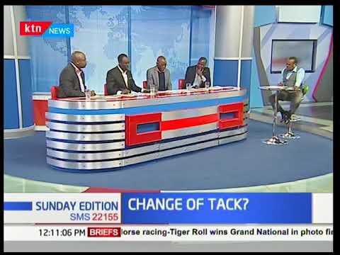 Political pages: Raila Odinga seemingly changing tactics