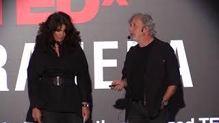 Хищник Нежность. Встречи с китами/ Predator Tenderness | ALEXANDER and NICOLE GRATOVSKY | TEDxRANEPA