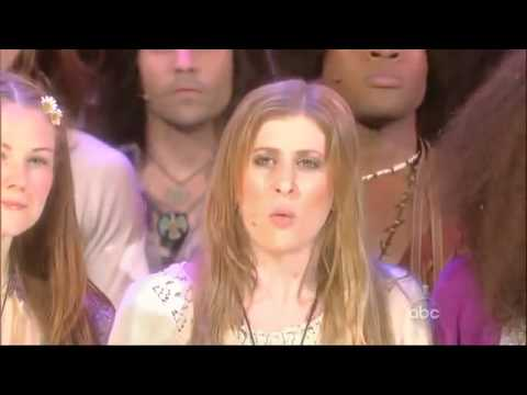 HAIR Broadway    Age Of Aquarius   Let The Sunshine In  Live on The View