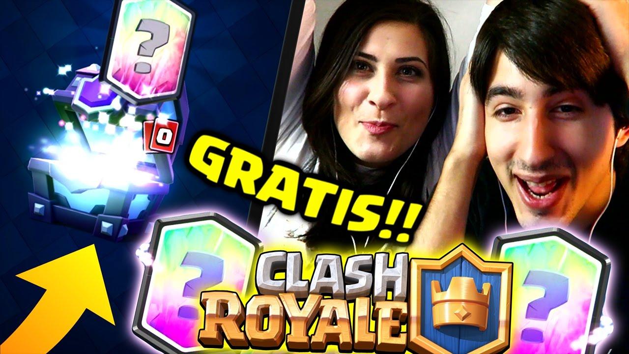 Clash Royale - Come Trovare il Baule Leggendario (Clash ...