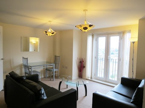 FOR SALE: 1 double/1 single bed at The Fusion, 16 Middlewood St, Salford, M5 4LW: £139,950