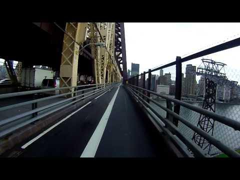 RIDING MY CYCLE AROUND NEWYORK 1...