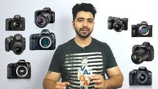 WHICH CAMERA TO BUY? (Hindi)