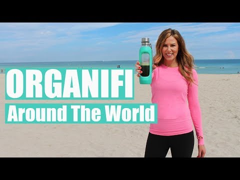 ORGANIFI GREEN JUICE AROUND THE WORLD | The Best Greens Powder Review | Eat.Sweat.Thrive.