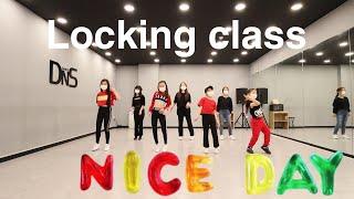 [DNS댄스학원] NICE DAY - 블락비 / kids locking class