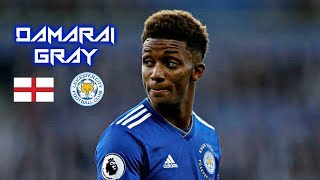Demarai Gray 2018-2019 - Amazing Skills Show - Leicester City