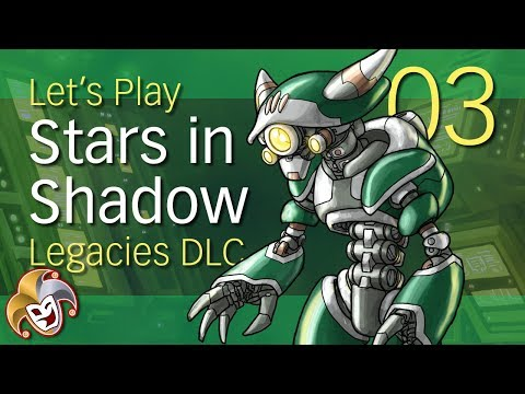 Stars in Shadow Legacies ~ Tinker Borg 03 Ship Design