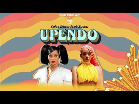 Spice Diana Ft Zuchu - Upendo (Official Audio)