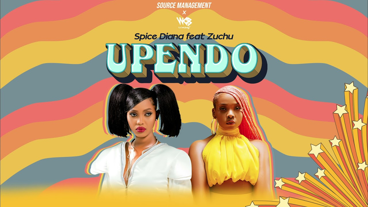 Download Spice Diana Ft Zuchu - Upendo (Official Audio)