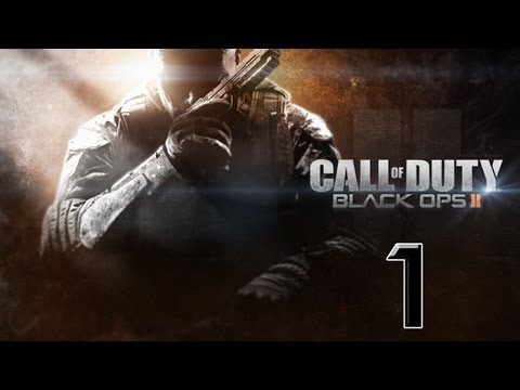 Прохождение Call of Duty: Black Ops II - 1я часть