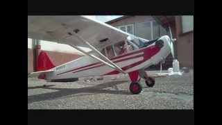 Avion RC : comment démarrer un avion à moteur thermique