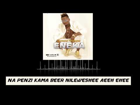 Diamond Platnumz - ENEKA ( LYRICS)