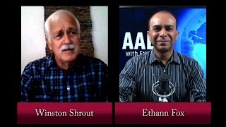 AAE tv | Removing Financial Karma In A 3rd Dimensional Reality | Winston Shrout | 8.22.15