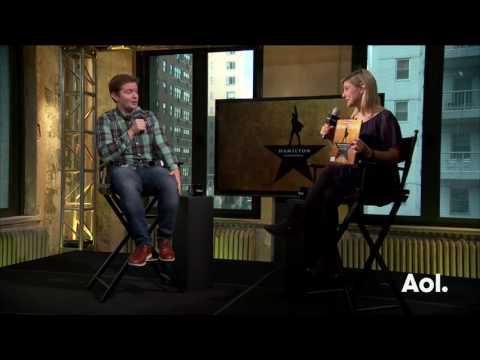 "Rory O'Malley On ""Hamilton"" | BUILD Series"