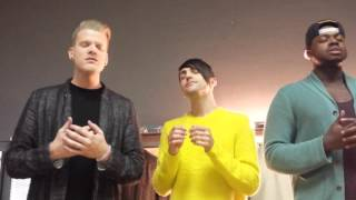 PTX Private Performance. Madrid Apr 11th 2015