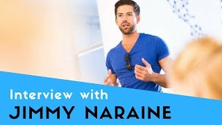 Jimmy Naraine - Live of a Lifestyle Designer, World Traveller & Digital Nomad