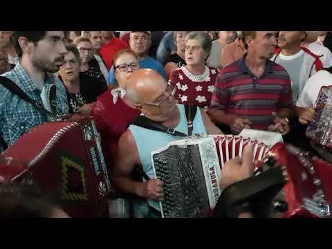 Desfolhada/Lavradas : Vira/Cantado - 2018