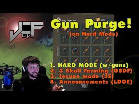 Last Day on Earth: HARD MODE GUN PURGE! (Live Event)
