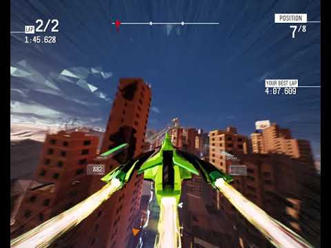 Redout Preview (No Voice) |