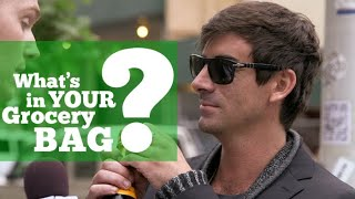 Meet The Latin Lover in WHAT'S IN YOUR GROCERY BAG? – Epicurious' new food comedy