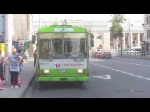 Trolleybuses/Trackless Trolleys of Kaunus, Lithuania