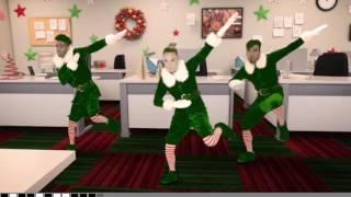 Elf Yourself: Secret Santa - Original Real Dancers (2016)
