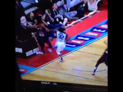 Paul George Injury Video - Team USA