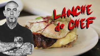CHEF FOGAÇA VS HENRIQUE - LANCHE DO CHEF