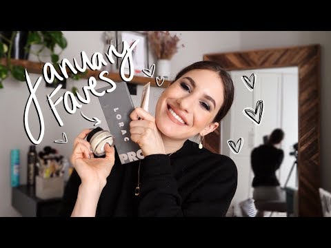 Makeup I LOVED in JANUARY! | Jamie Paige