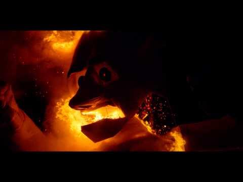 The burning of the Zozobra 2015  (Watch in 4k!)