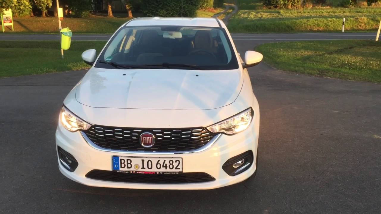 Used FIAT TIPO 5Dr 1.6 110 E-torq Lounge AU AE67UHT at ...