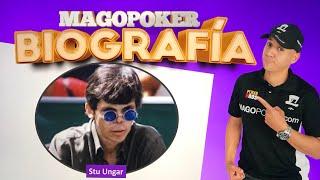 Stu Ungar / Magopoker Biografía