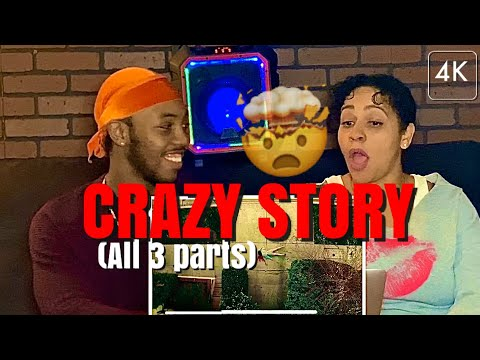 """MOM reacts to KING VON """"CRAZY STORY"""" (All 3 parts) ft. Lil Durk (4K)"""