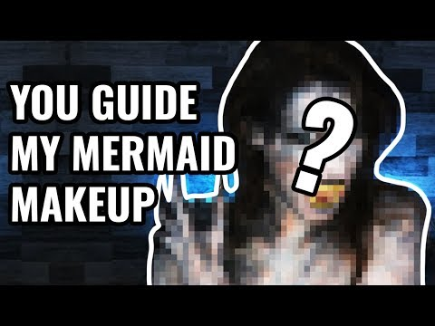 YOU Guide My Mermaid Makeup | Siren 2